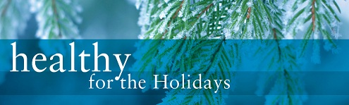 Healthy for the Holidays Logo